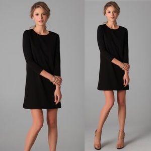 TIBI Mini Shift Knit Dress